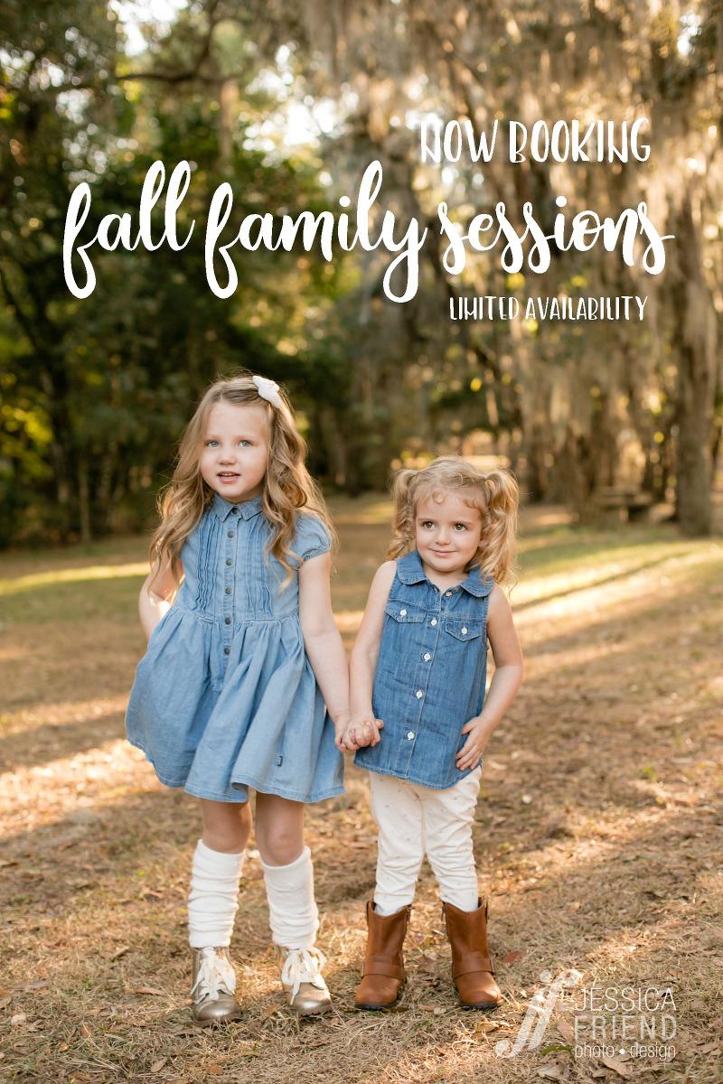 orlando fall family photos