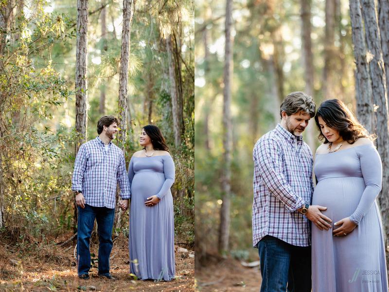 orlando maternity session
