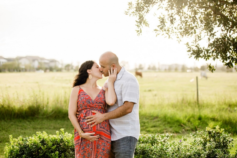 lake nona maternity photography